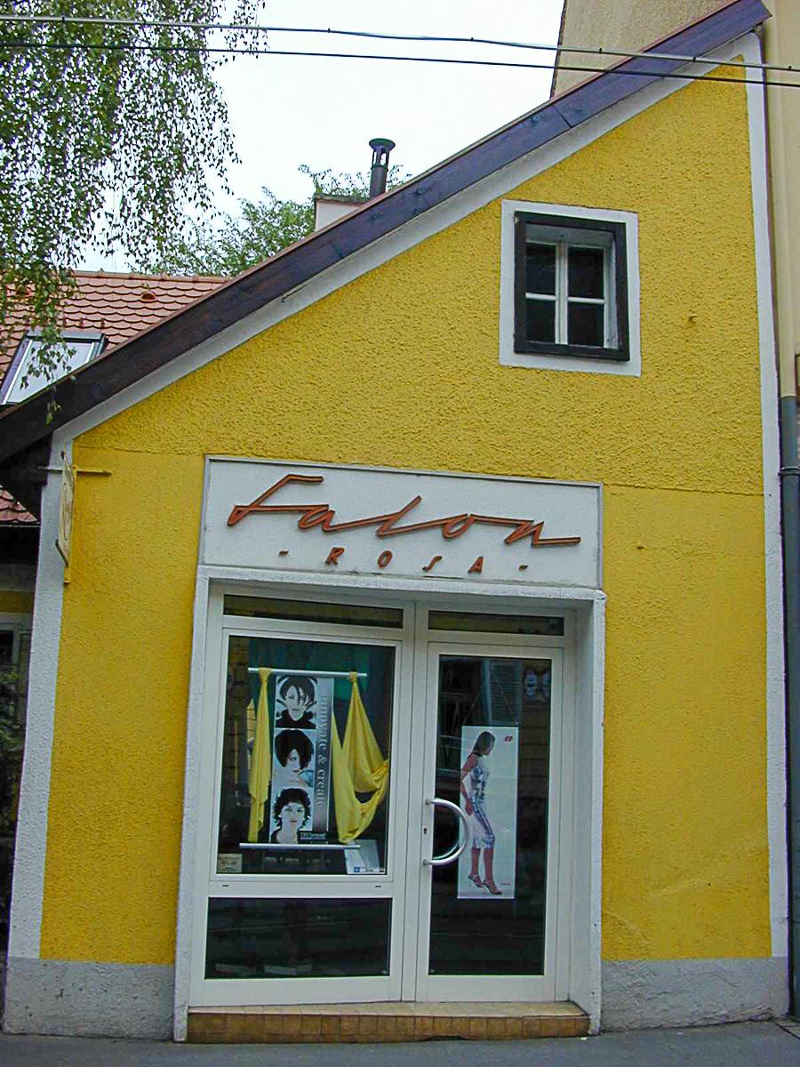Salon Rosa, Graz, Leonhardstrasse